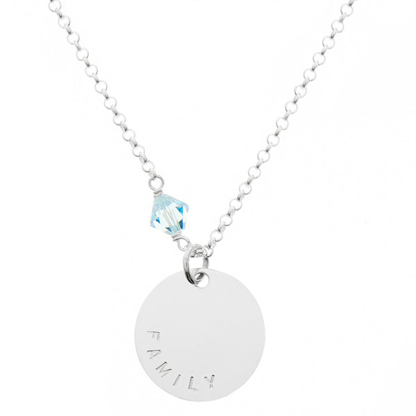 Sweet Birthstone Necklace