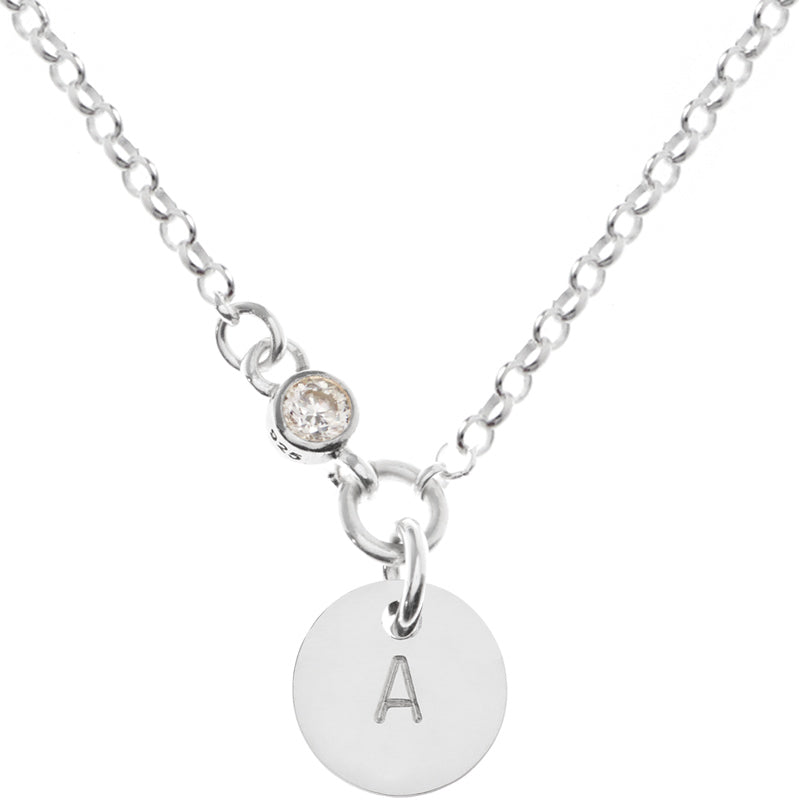 Custom Initial Necklace