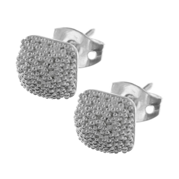 Square Sand Earrings