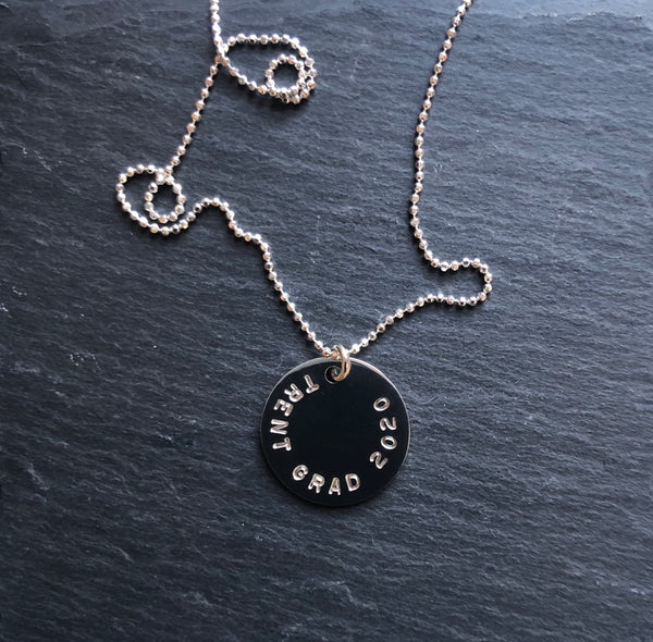 Sweet Graduate Necklace