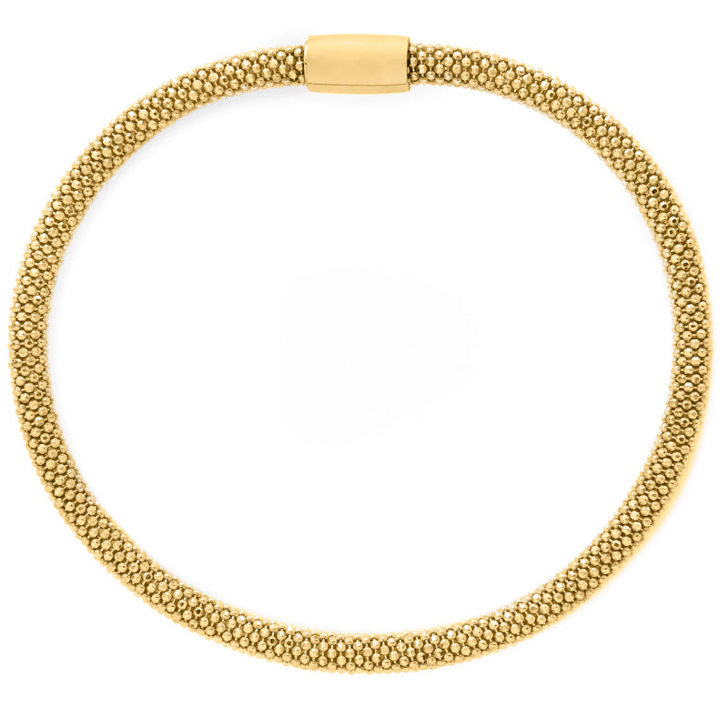Yellow Gold Barcelona Bracelet