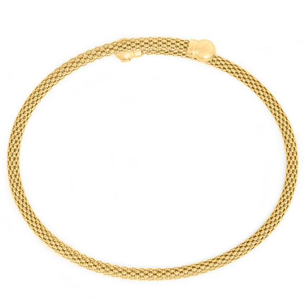 Yellow Gold Madrid Bracelet