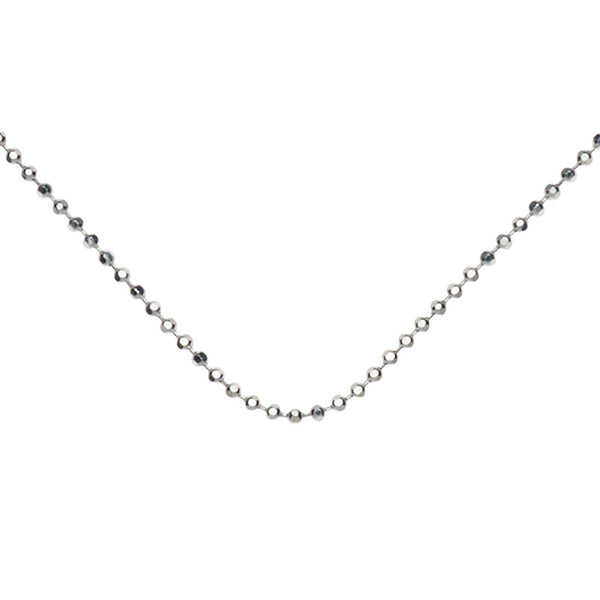 Diamond Cut Ball Chain