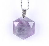 Faceted-Hexagonal-Natural-Gemstone-Necklace-Amethyst