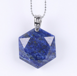 Faceted-Hexagonal-Natural-Gemstone-Necklace-Lapis-Lazuli