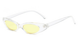 Retro-Slim-Cat-Eye-Sunglasses-Clear