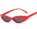 Retro-Slim-Cat-Eye-Sunglasses-Red-Black