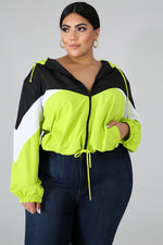 SheGo Crop Jacket