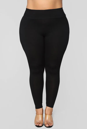 Cozy High Rise Leggings