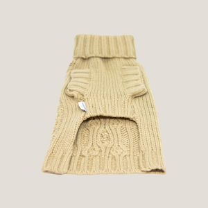Cable Knit Oatmeal