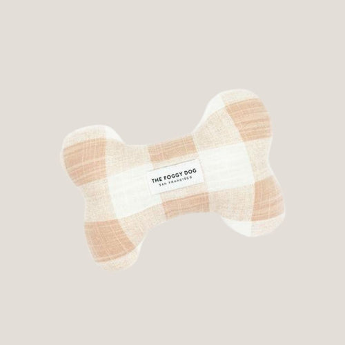 Foggy Dog Designer Toy Bone