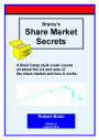 Share Market Secrets Handbook (downloadable eBook - PDF)
