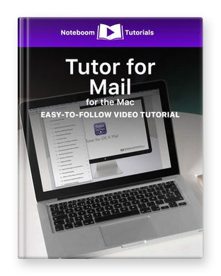 Tutor for Mail for the Mac
