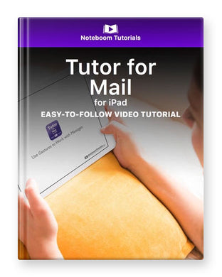 Tutor for Mail for iPad