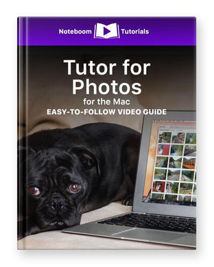 Tutor for Photos for the Mac