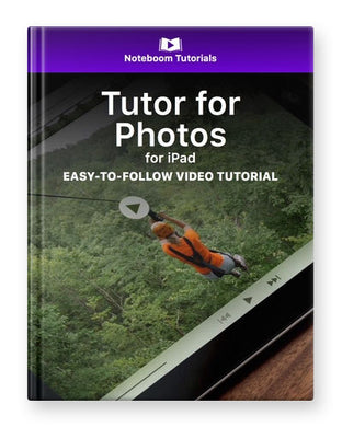 Tutor for Photos for iPad