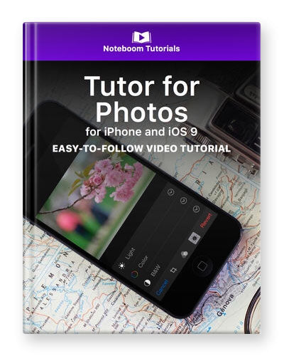 Tutor for Photos for iPhone