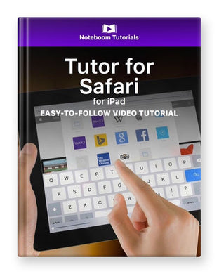 Tutor for Safari for the iPad