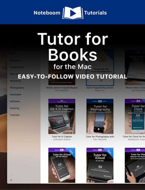 Tutor for Books for the Mac