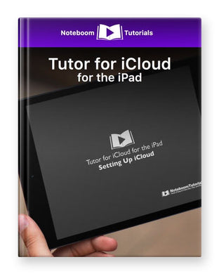 Tutor for iCloud for iPad