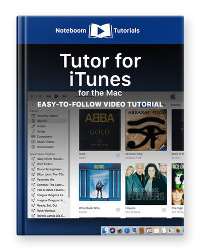 Tutor for iTunes for the Mac