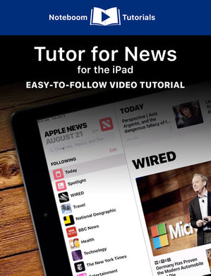 Tutor for News for the iPad