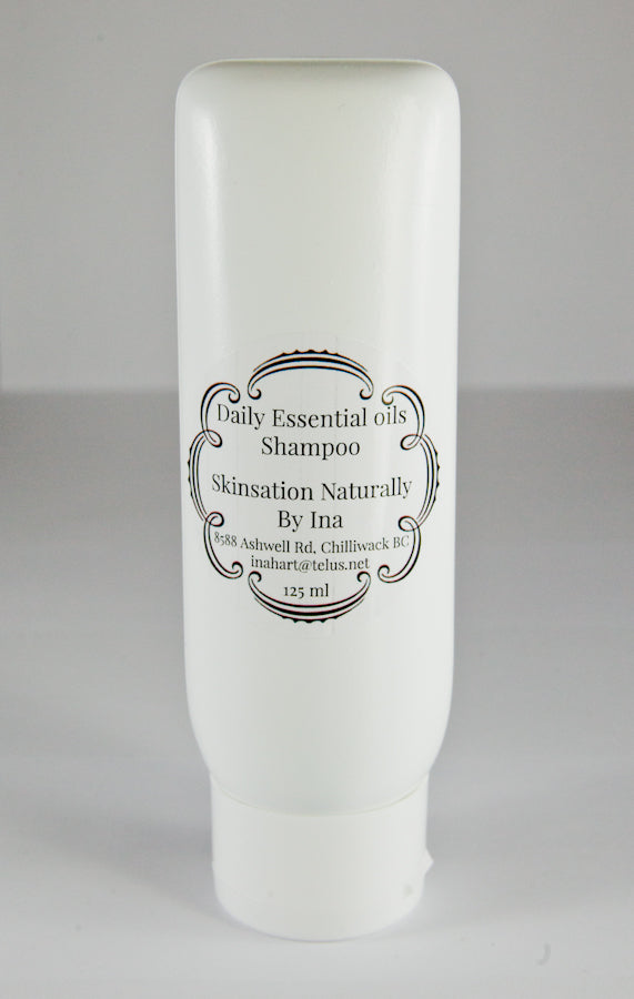 Daily Essentials Shampoo - Skinsation Naturally