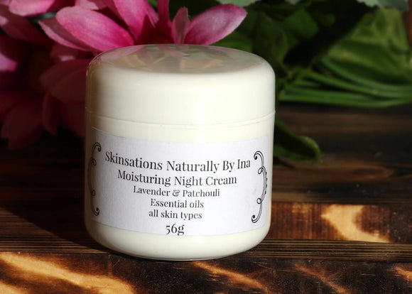 Radiance Night Cream - Skinsation Naturally