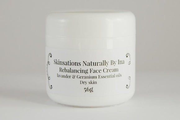 Rebalancing Face Cream - Skinsation Naturally