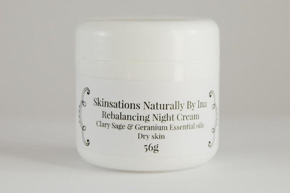 Rebalancing Night Cream - Skinsation Naturally