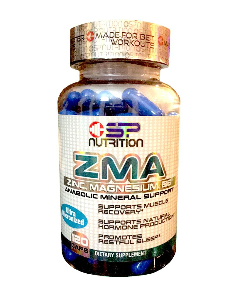 5 Benefits of taking ZMA – SP NUTRITION USA