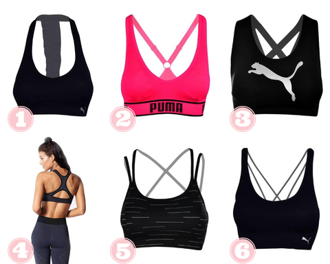 Most Pinned Sports Bras on Pinterest- 2