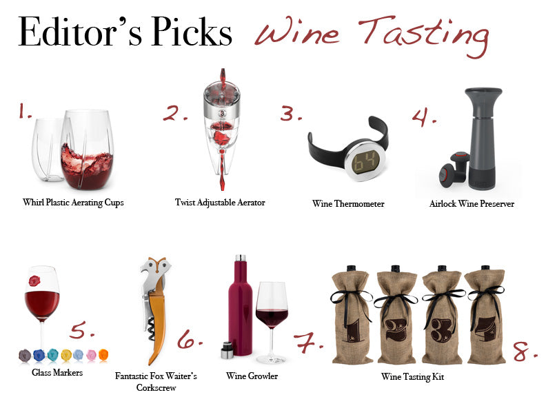 editors picks for wine
