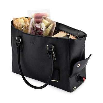 chilled wine tote