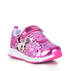 Disney Minnie Mouse Polka Dot Light-Up Sneakers
