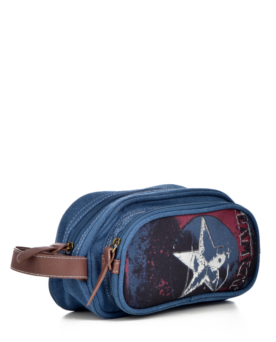 MARVEL COMICS CIVIL WAR LEGEND TOILETRY BAG