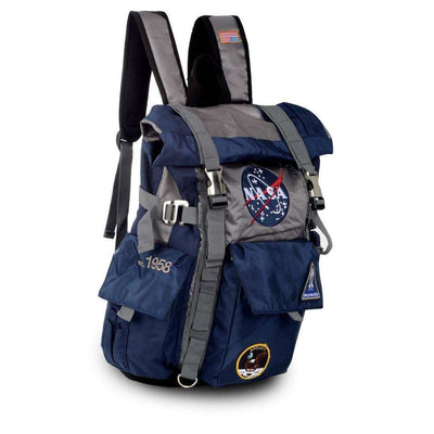 NASA CREATE SOME SPACE ROLLTOP BACKPACK - Life Soleil