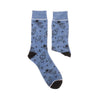 OUTER SPACE MEN'S CREW SOCKS