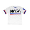 NASA THE WORM LOGO T-SHIRT-TODDLER