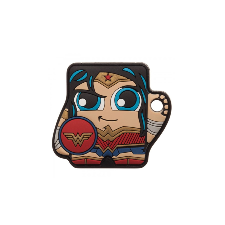 DC COMICS WONDER WOMAN FOUNDMI 2.0 PERSONAL BLUETHOOTH TRACKER - Life Soleil