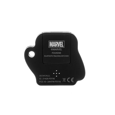 MARVEL BLACK PANTHER FOUNDMI 2.0 PERSONAL BLUETOOTH TRACKER