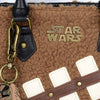 STAR WARS CHEWBACCA PORG HANDBAG