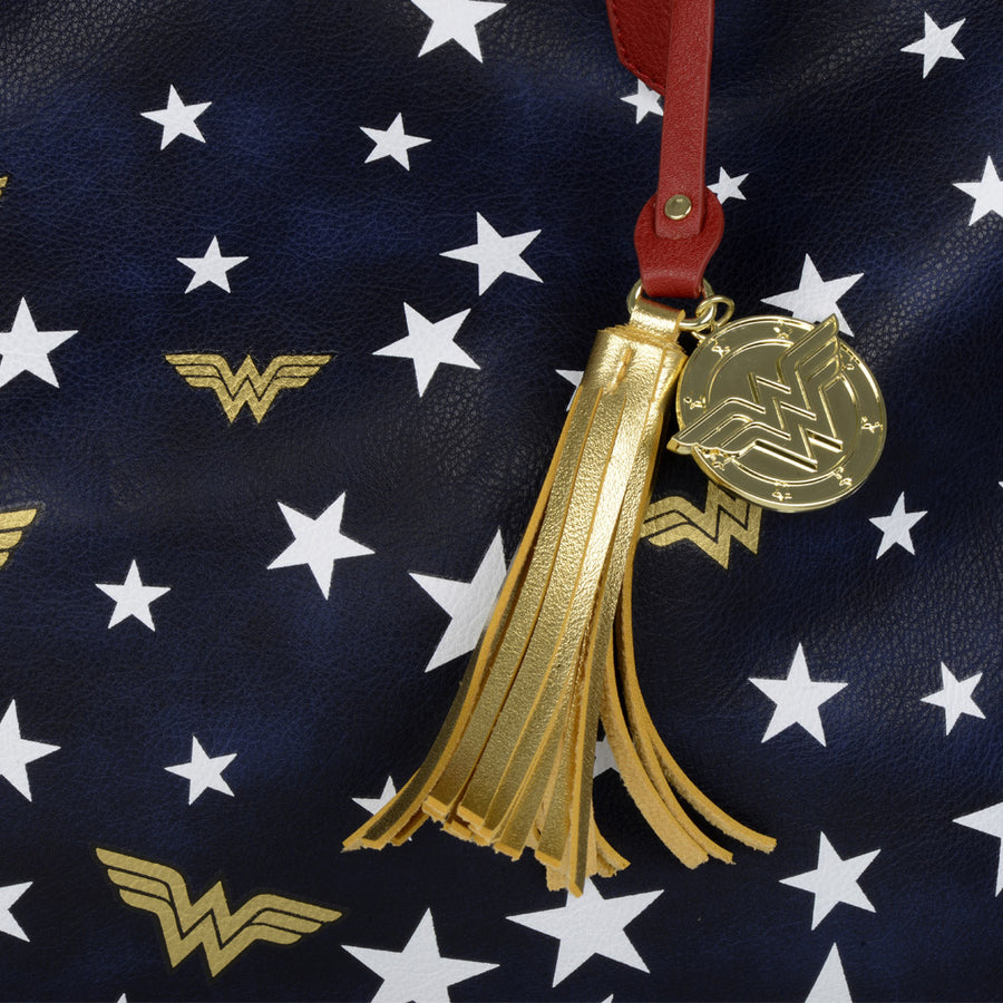 WONDER WOMAN SUPERHERO TOTE BAG