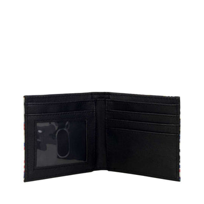 NASA BIFOLD VEGAN LEATHER WALLET - Life Soleil