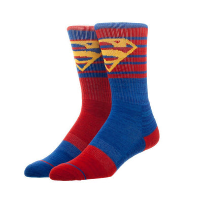 DC COMICS SUPERMAN CREW SOCKS