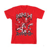 JUSTICE LEAGUE GRAPHIC T-SHIRT- KIDS