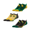 DC COMICS AQUAMAN ANKLE SOCK-MEN'S 3 PAIR