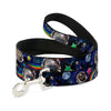 ASTRONAUT CATS IN SPACE DOG LEASH - Life Soleil