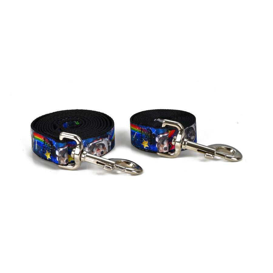ASTRONAUT CATS IN SPACE DOG LEASH