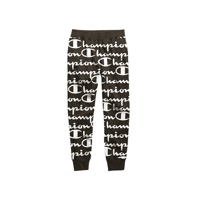 Champion LIFE Men's Reverse Weave Jogger-Print Pants